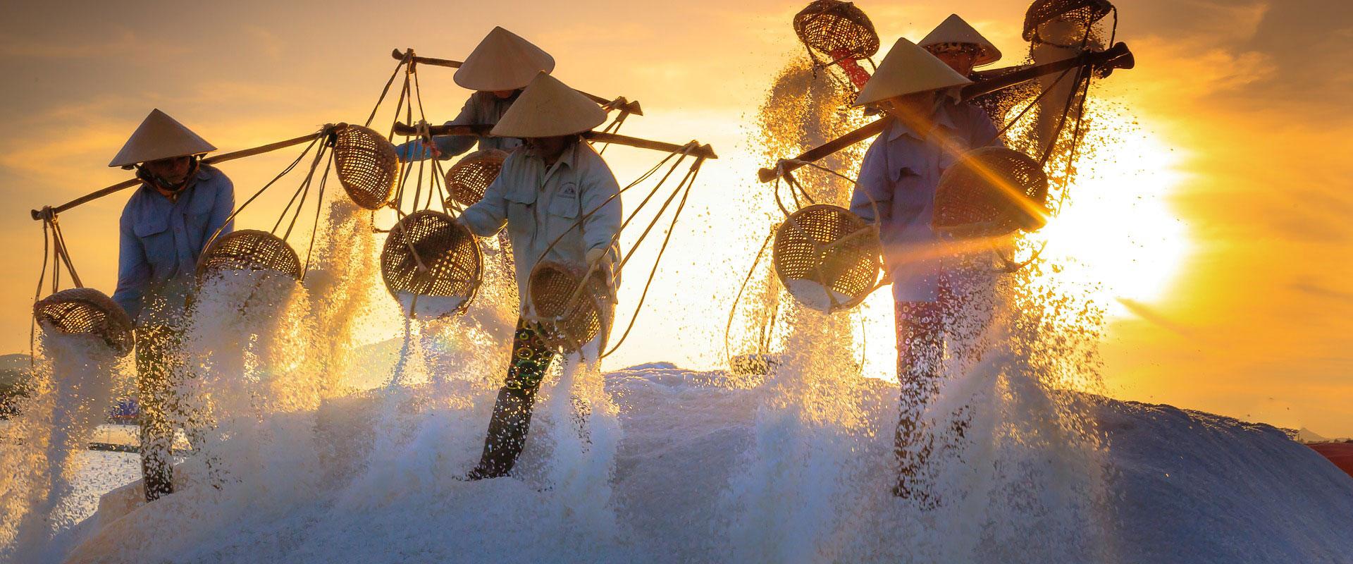 destinations du Vietnam