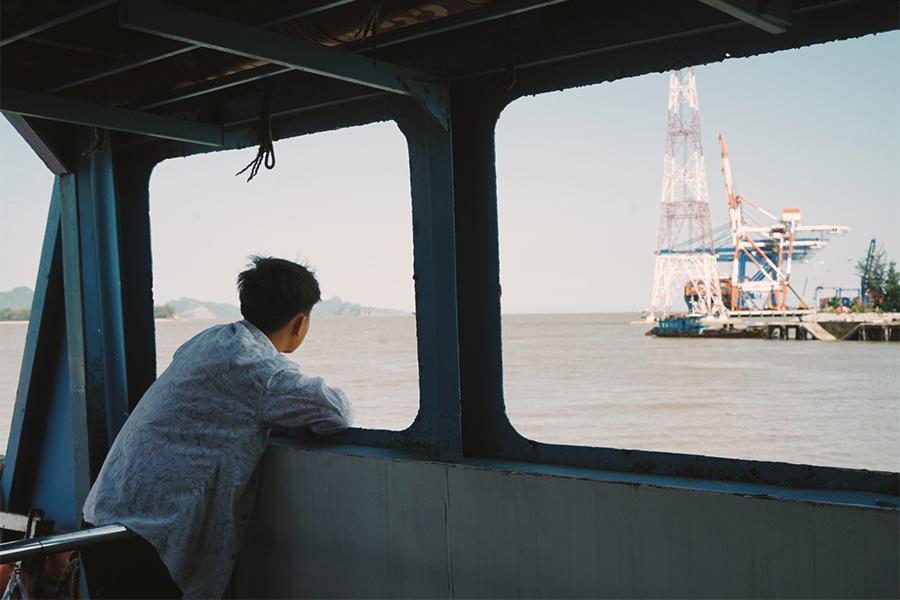 cat ba ferry