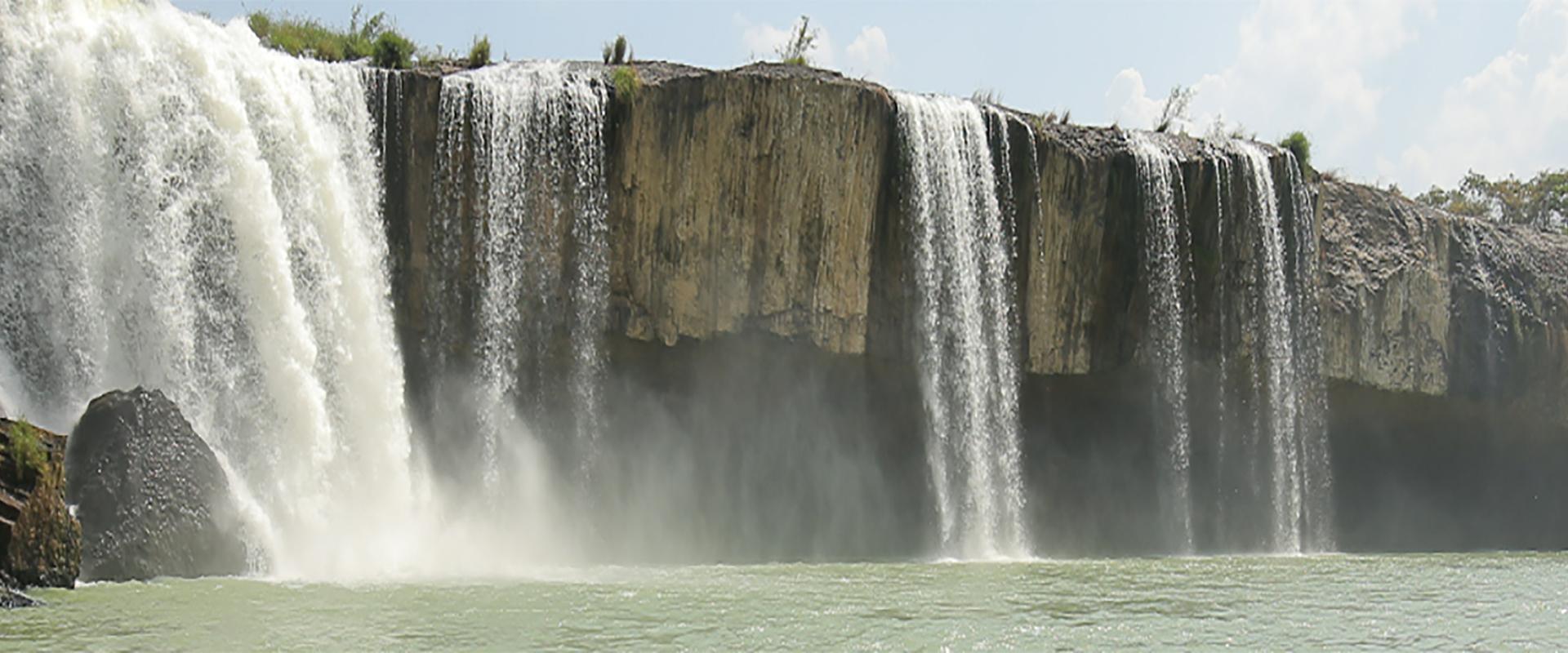 cascade haut plateau