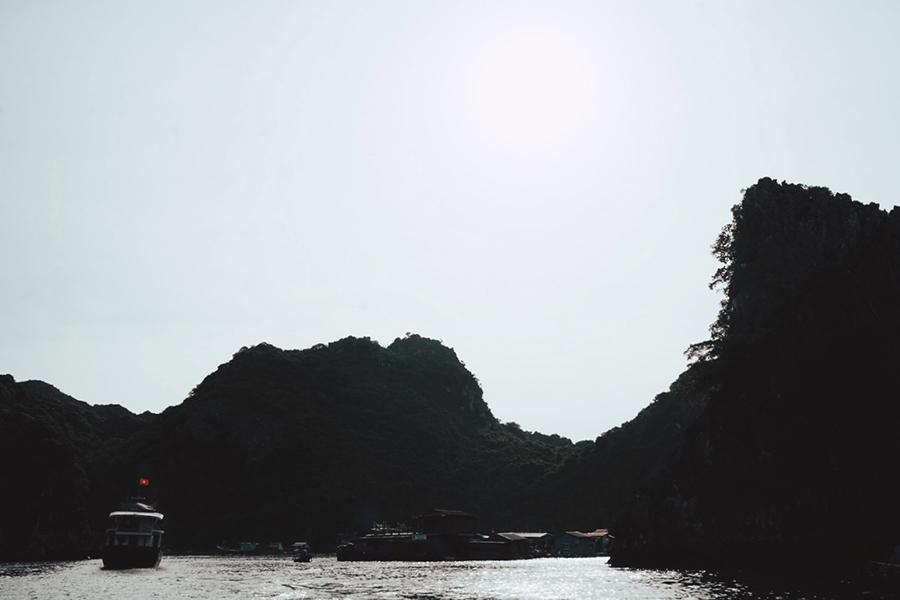 île de Cat Ba
