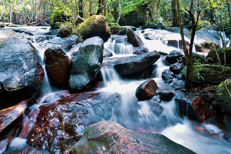Les cascades Suoi Tranh