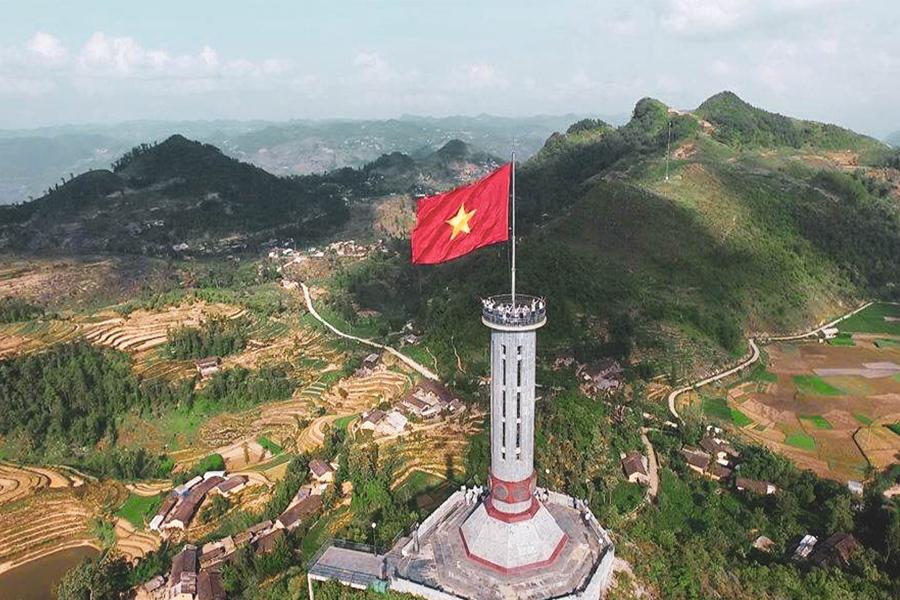 La tour Lung Cu - Ha Giang