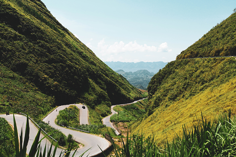 Le col Ma Pi Leng à Ha Giang