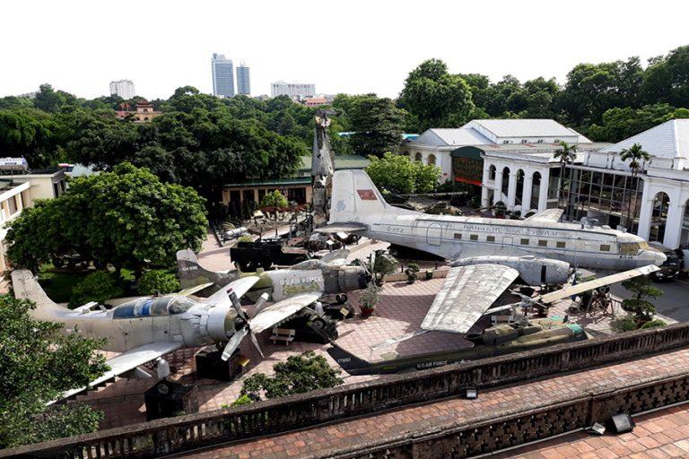 musée de l'histoire militaire du Vietnam