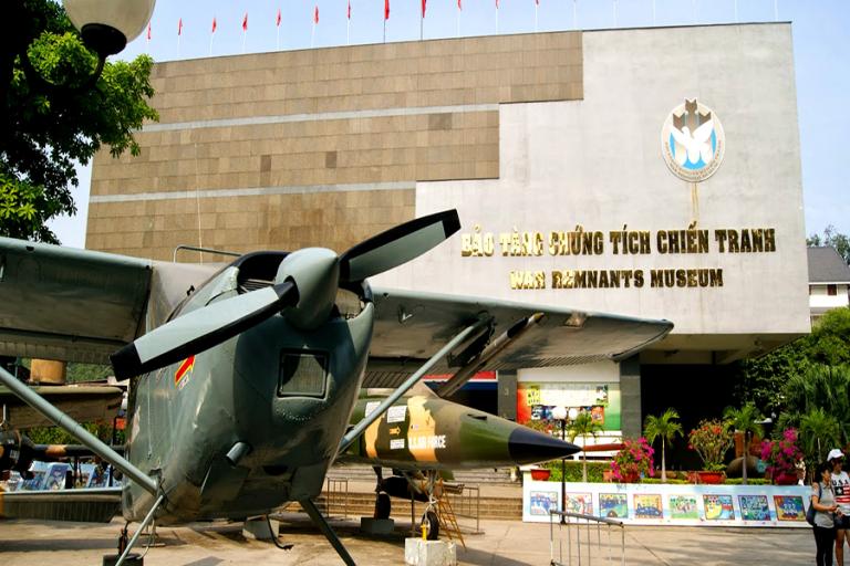 musée des vesties de la guerre