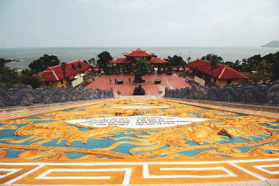La pagode Ho Quoc