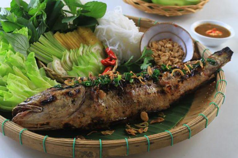 nourriture delta du mekong