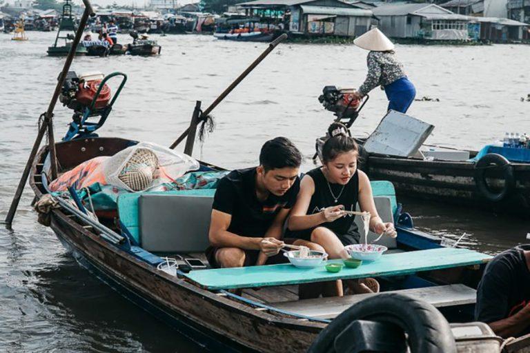 repas delta du mekong