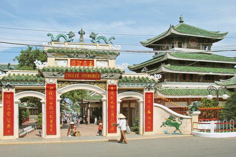 Sanctuaire de Ba Chua Xu