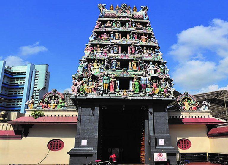temple de mariammam
