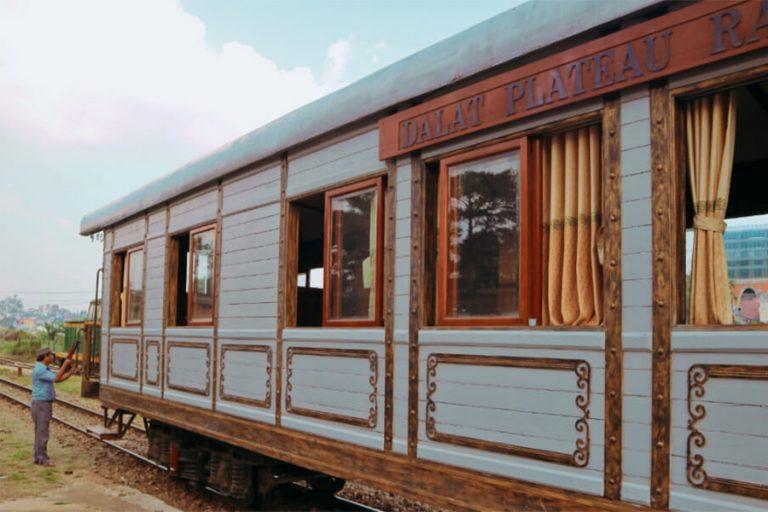 Train Trai Mat - Dalat