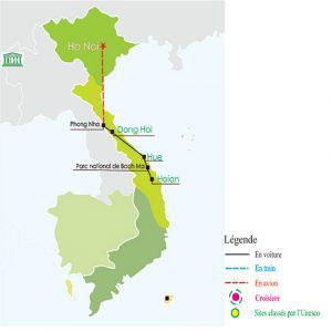 Aventure Centre Vietnam 9 jours
