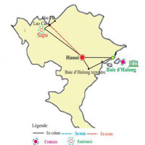 Circuit Vietnam du Nord 11 jours