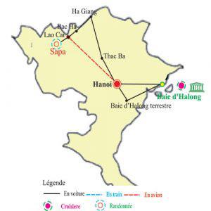 Circuit Vietnam du Nord 14 jours