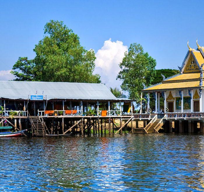 Circuit Vietnam Laos Cambodge 21 jours