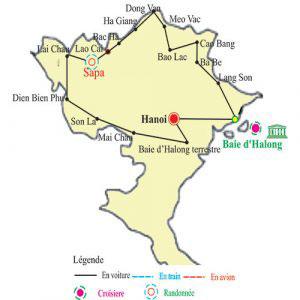 Circuit Vietnam Nord 20 jours - Vietnam chemins de traverse