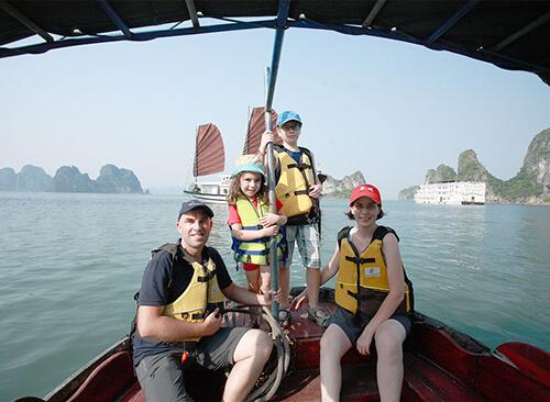 Circuit Vietnam en famille